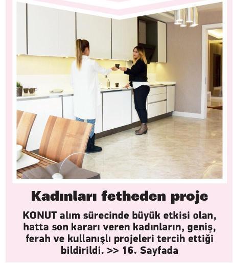 Kadınları Fetheden Proje